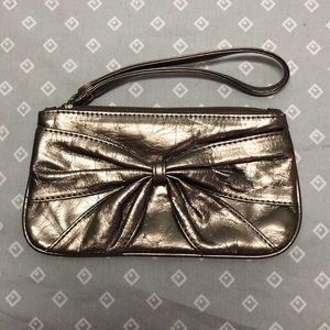Handbags - Shiny Wristlet